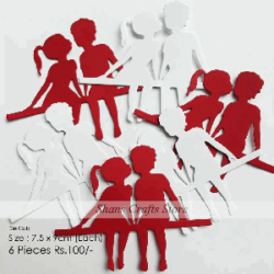 LOVERS COLLECTION - DIE CUTS